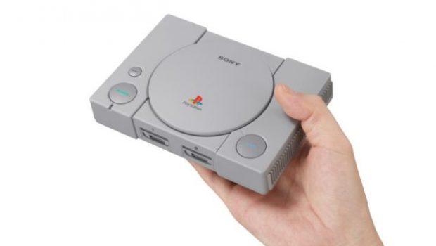 PlayStation Classic es lanzado por Sony y vendrá con estos juegos