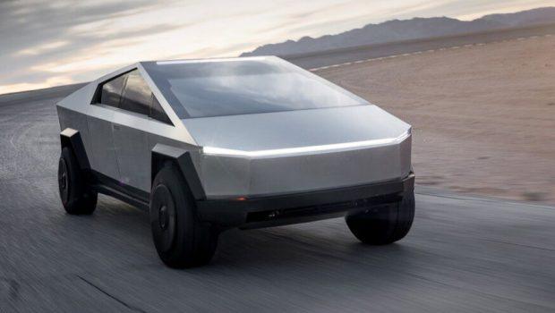 Como traída del espacio, así luce Tesla Cybertruck, la primera pick-up eléctrica del mercado