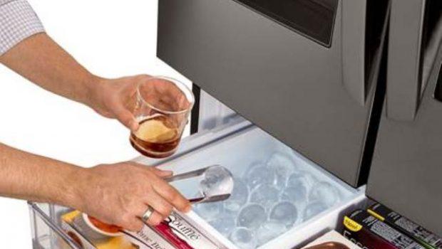 LG trae a México el primer refrigerador que fabrica hielos esféricos